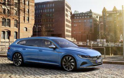 Première mondiale: La nouvelle VW Arteon Shooting Brake